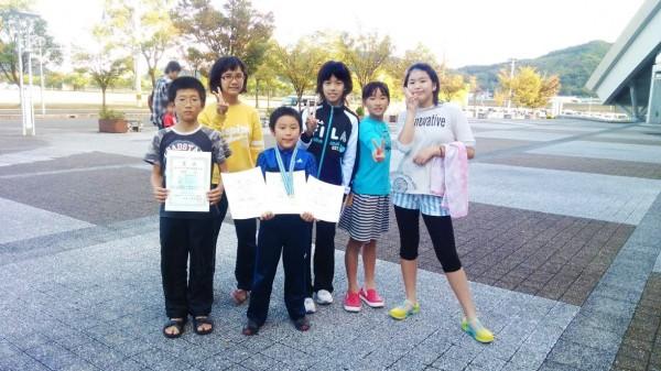 2015年BC級大会参加者
